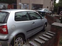 VW POLO 1.2E FOR SPARES & REPAIRS