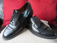 MEN'S, FORMAL, LEATHER SHOES, FROM NEXT, Size 42. - £ 8.00