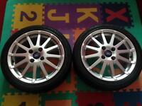 Ford Fiesta Alloy Wheel 195-45-R16