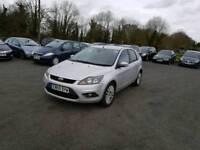 Ford focus titanium 1.8L diesel 5DR 2009 low mileage excellent condition