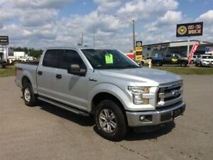 2015 Ford F-150 XLT XTR SuperCrew