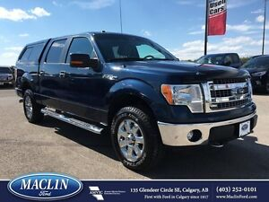 2013 Ford F-150 XLT, Bluetooth, Bed Cover