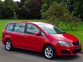 2011 Seat Alhambra 2.0 TDI CR S DSG 5dr - AUTOMATIC GEARBOX - 7 SEAT - BLUETOOTH