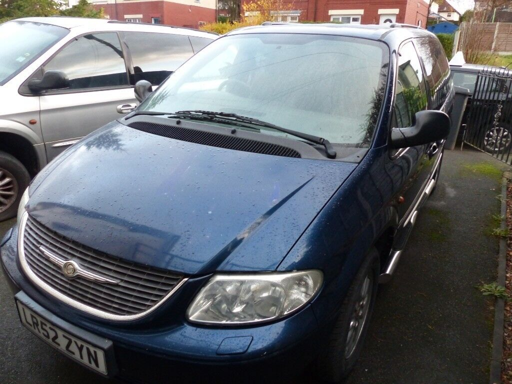 c321e63c6f14 REDUCED Grand Voyager Limited 3.3 petrol auto with LPG conversion