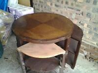 vintage coffee table nest free to first who uplifts