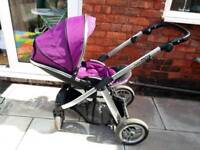 Oyster max pram with all accessories