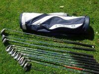 gents Maxfli Patriot golf set