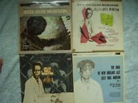 4 Jelly Roll Morton LPs