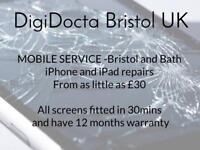 Mobile phone and tablet repairs
