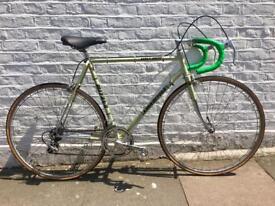 Vintage Road Bike Koga Miyata Racing Bicycle
