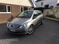 MERCEDES B CLASS 150 SE Excellent Condition, low mileage, Lady Owner