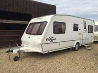 2003 BAILEY PAGENT FIX BED FULL AWNING MORTOR MOVER PLUS EXTRAS AND WE CAN DELIVER