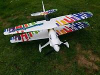 RC ELECTRIC HYPER-BYPE PLANE