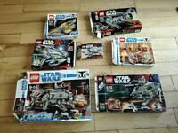 Bundle of STAR WARS LEGO