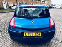 Renault megane 1.4 8 month mot AUTOMATIC 72k lady owner £1395