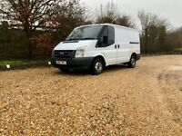 Ford Transit 2.2 TDCi 260 Duratorq Low Roof Panel Van S 5dr Manual Diesel In White - Lots Of History