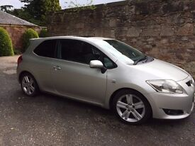 Toyota Auris SD180 , D-CAT, 2231cc, service history, 2008, Full Years MOT, Keyless Push button Start