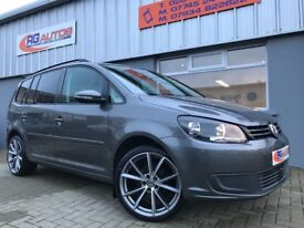 2011 Volkswagen Touran S TDI **Available On Finance From £45 Per Week**