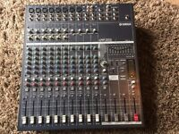 Yamaha EMX 5014C Powered Mixer & Custom Made Flight Case Excellent Condition