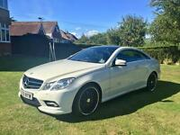 MERCEDES E350 COUPE AMG 7G TRONIC
