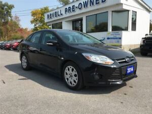 2014 Ford Focus SE  *1-owner  ONLY 47k