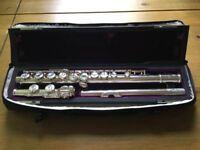Trevor James Cantabile 74429 Solid Silver Headjoint Flute - great condition!