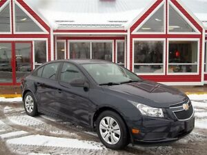 2014 Chevrolet Cruze 2LS!! AIR!! POWER WINDOWS, LOCKS, MIRRORS!!