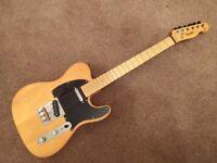 Telecaster Partscaster Fender parts
