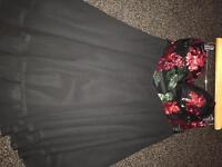Small beautiful detailed dress NEW