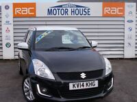 Suzuki Swift SZ-L (£30.00 ROAD TAX) FREE MOT'S AS LONG AS YOU OWN THE CAR!!!!! (grey) 2014
