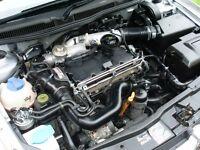 Volkswagen PD150 Diesel Engine Package Turbo Gearbox Loom