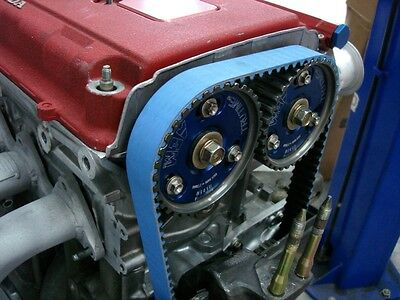 95-99 MITSUBISHI ECLIPSE 420A NON TURBO DOHC GATES BLUE RACING TIMING BELT KIT