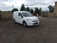 2014 Citroen Berlingo 1.6 Hdi 75 Bhp 3 Seater Air Con only 39,000 Mile's No Vat