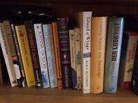 Books! English. French, German