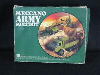 Vintage Meccano Army Multikit (1972)