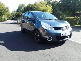 Nissan note 1.5 dci acenta 2013
