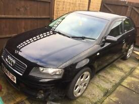 Audi A3 2.0 TDi Sport 2004 121k New Turbo/Cambelt kit