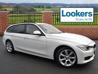 BMW 3 Series 320I SE TOURING (white) 2013-07-05