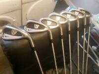 Nike vr cavity irons 4-pw s300