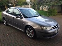 2004 Saab 9-3 2.2 TiD Vector 4dr, 12 Months MOT, Full Service History with 10 Service Stamps