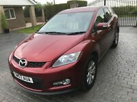 \\\\ 57 REG MAZDA CX7 4X4 \\\\ ONLY 70K \\\\\ IST CLASS CONDITION ONLY £3499 ,,