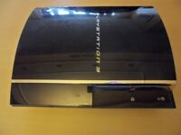 Sony Playstation 3 PS3 Console 60GB PAL Backwards Compatible WiFi Certified - CECHC03