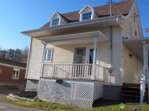 139 500$ - Maison à un étage et demi à vendre à Chicoutimi