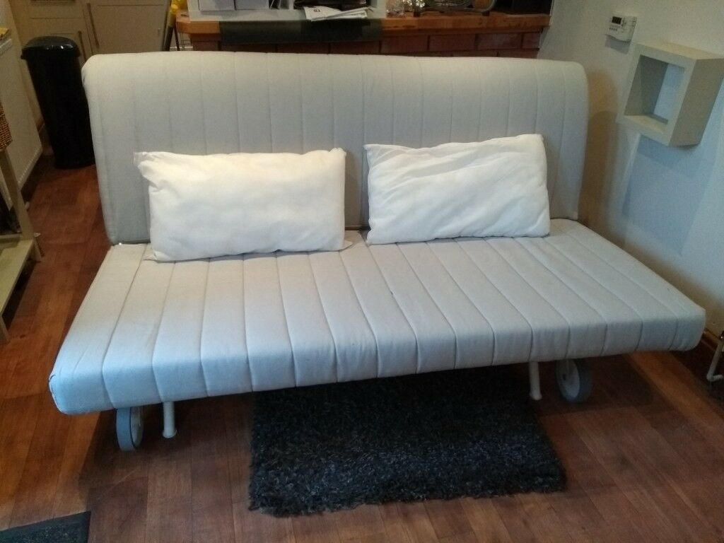 new style e60fe 7e9ef Two Seater Ikea PS Lovas Sofa Bed. Great condition, solid unit. Smoke/Pet  Free | in Sutton Coldfield, West Midlands | Gumtree