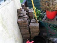 Block Paving Bricks (Red)