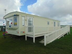 Stunning Disabled Friendly Caravan With Direct Beach Access on North Wales Coast !!