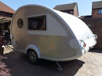 TAB 320RS lightweight teardrop micro caravan 2013 ( eriba alternative