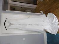 sacha james wedding dress size 10