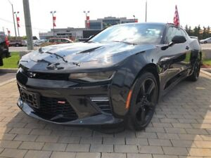 2016 Chevrolet Camaro SS*Black on Black