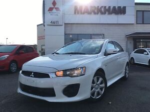 2016 Mitsubishi Lancer ES -LAST CHANCE, PRICE TO GO!!